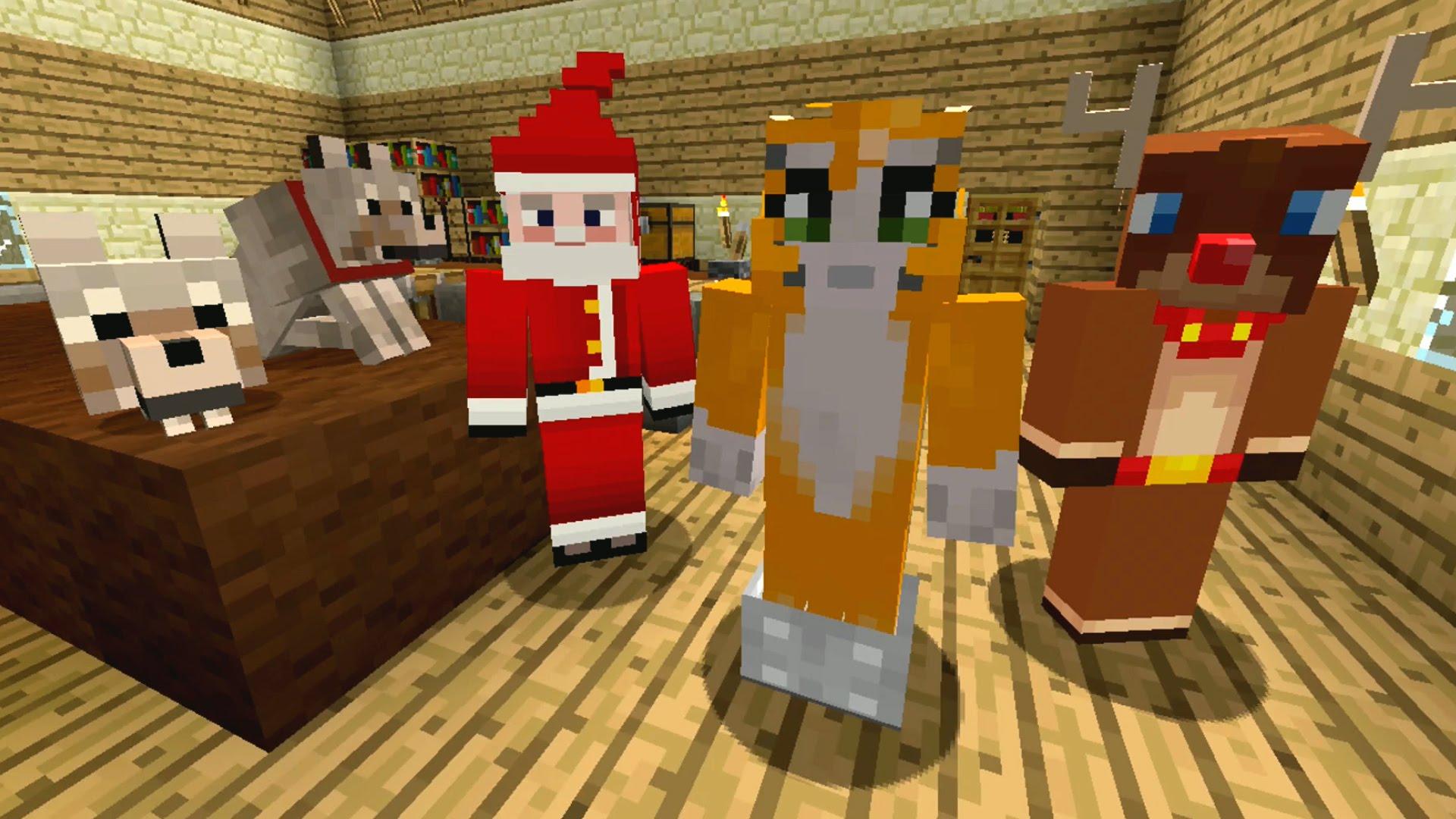 Minecraft Xbox Christmas Rescue 261