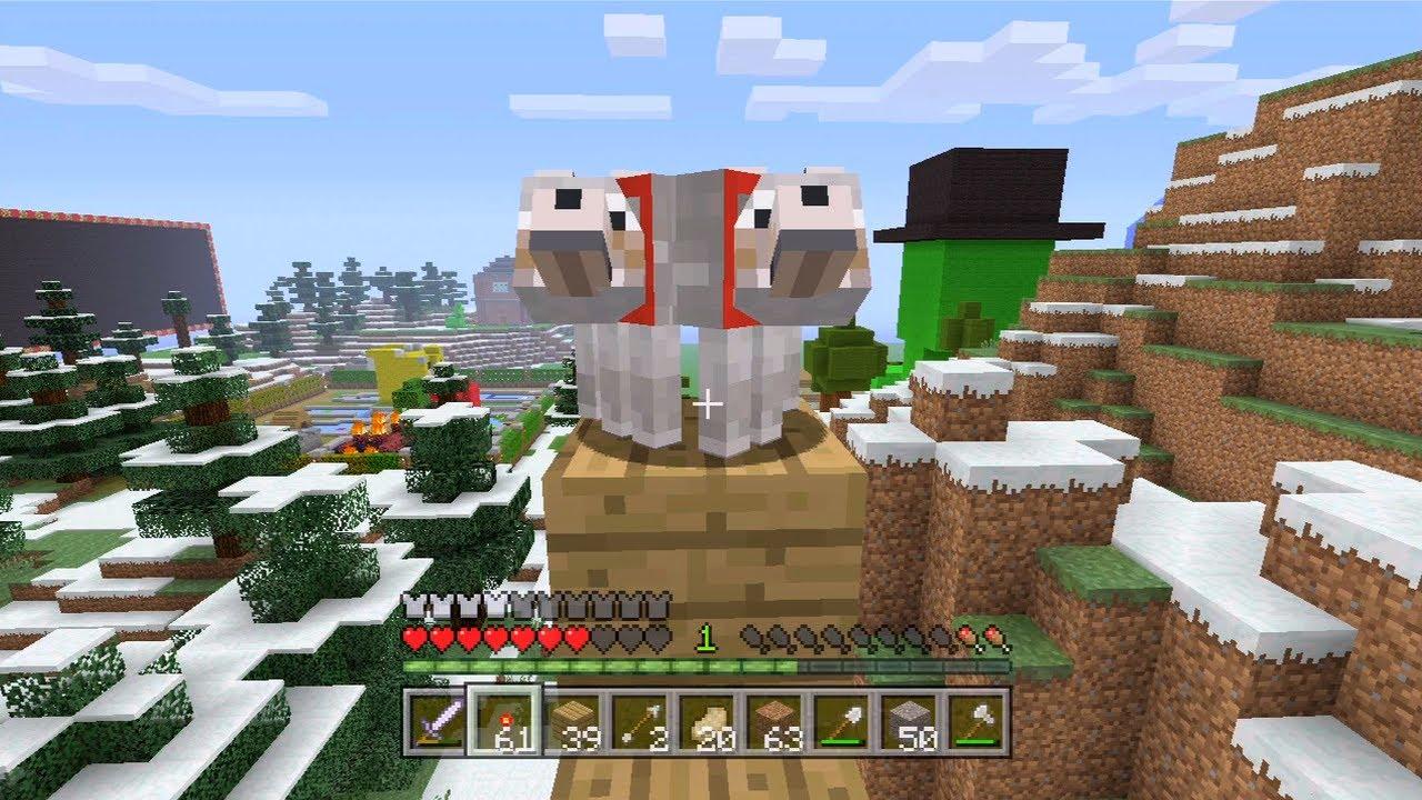 Minecraft Xbox Mutant Dog 56