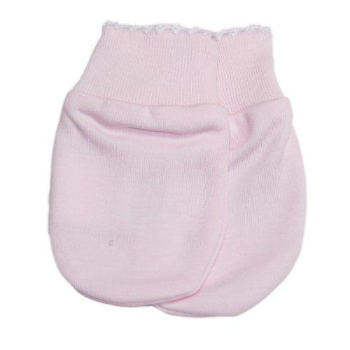 Kissy Kissy - Basic Mittens - Pink-One Size