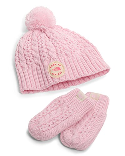 The North Face Baby Minna Collection Beanie Youth Coy Pink X-Small