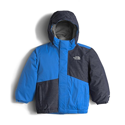 The North Face Calisto Insulated Jacket Toddler Boys' Cosmic Blue Heather 5 T