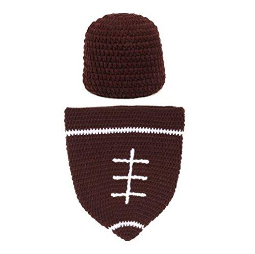 Nodykka Newborn Baby Photography Knit Hat Props Outfits Boy Girl Sleeping Sacks bag