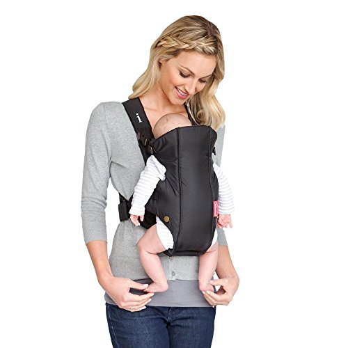 Baby Bag Classic Carrier Front And Back Holder Strap Zipper Waterproof Adjustable Washable