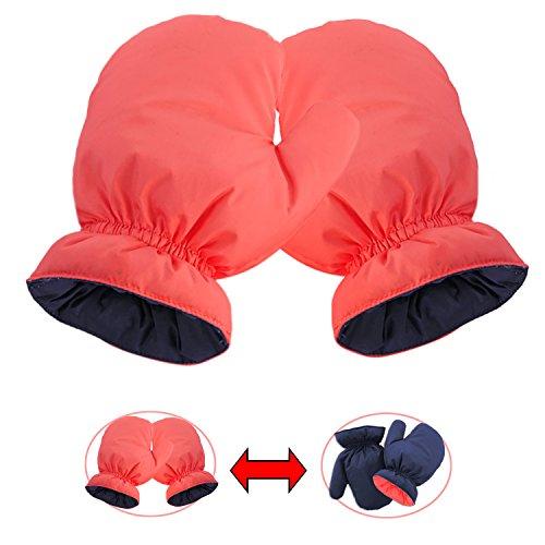 Nanny McPhee Baby Mittens Winter Warm Newborn Mittens Baby Gloves 6-18 Months