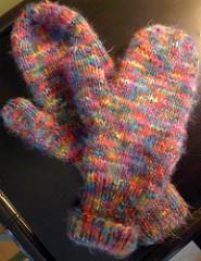 handmade mittens