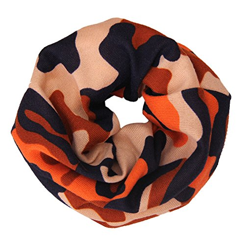 FEITONG Fashion New Kids Baby Infant Winter Boys Girls Collar Scarf Thicken O Ring Neck Scarves