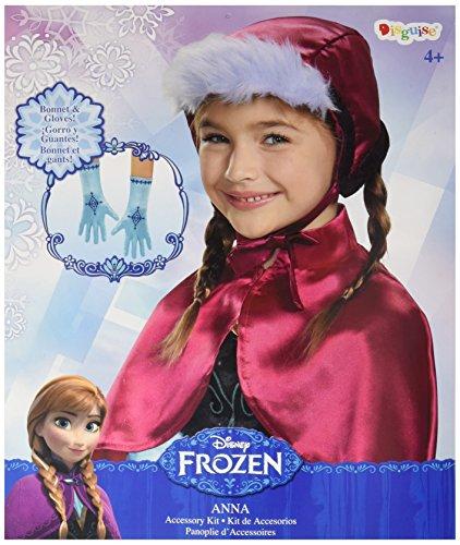Disguise Anna Bonnet & Gloves